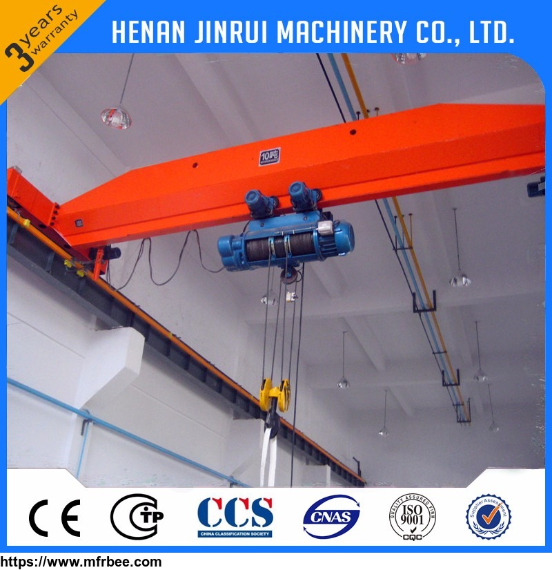 china_top_quality_competitive_price_single_girder_10_ton_overhead_crane