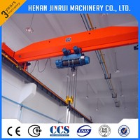 China Top Quality Competitive Price Single Girder 10 Ton Overhead Crane