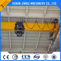 more images of Light Weight Low Headroom 5 ton 20 ton Traveling Overhead Bridge Crane Price