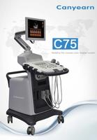 Canyearn C75 Full Digital Trolley Color Doppler Ultrasound Scanner