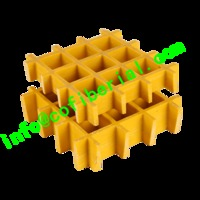 MOLDED FRP GRATING– Strong but Lightweight