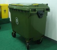 Plastic dustbin, trash bin, garbage bin,ash bin, trash can, garbage can