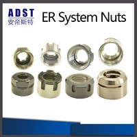 High Quality Er Nut Fastener Nail CNC Machine Tool