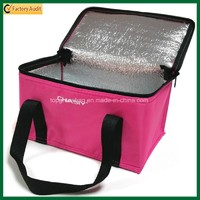 Wholesale Cheap Hot Sale Promotional Cooling Insulated Lunch Bags