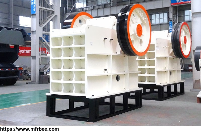 fixed jaw crusher