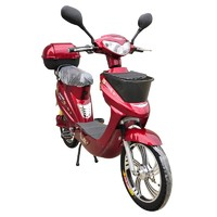 CE good quality China 18inch new electric bicycle/electric bike with front basket