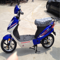 350W48V 2 wheel electric bicycle, China cheap electric scooter for adult