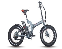 Light weight electric bicycle,350W Bafang Rear motor electric bike with fat tire