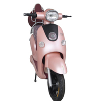 48V800W CE Approved Electric Motorcycle with Pedal, new products Electric Powered Moped for Adult