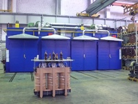 Batch Ovens for Transformers - Industrial Batch Ovens Made in Italy