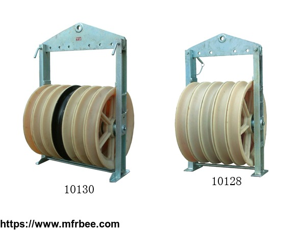 overhead_power_line_transmission_conductor_stringing_block_china