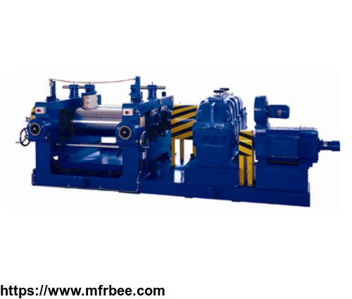 XK-360 Open mixing mill/China rubber mixer mill