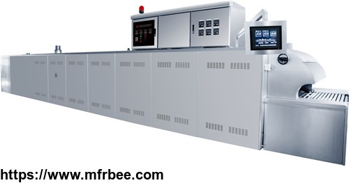 2019 commercial hot sale industrial Electric Tunnel Oven manufacture