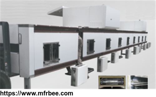 china_high_efficiency_good_price_goood_quality_indirect_heated_convection_tunnel_oven_wholesale