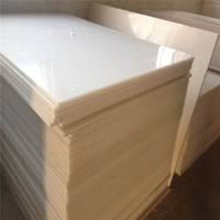 Factory Supply Plastic Colored Multi-Size UHMWPE Sheets