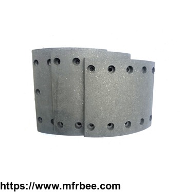 truck_spare_parts_semi_metal_brake_lining_brake_shoe_lining_manufacture