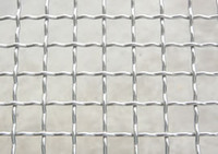 Galvanized Steel Crimped Mesh
