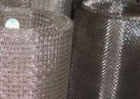 Pre-Crimped Wire Mesh with Extra Length