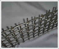 Hot Dipped Galvanized Crimped Wire Mesh Specifications