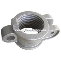 OEM Ductile iron Casting Valve Body  for Sand casting