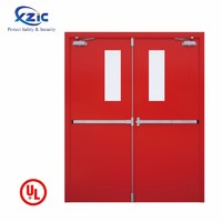 UL steel fire door