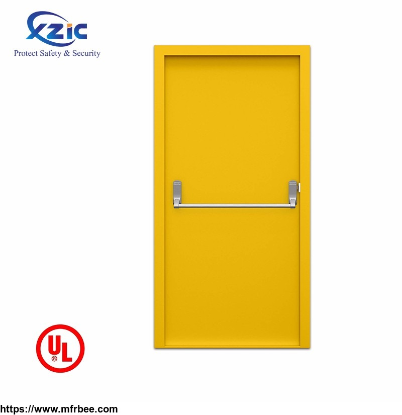 UL fire door