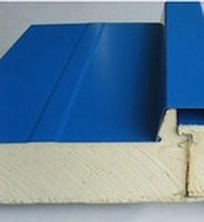 more images of PU Sandwich Panel