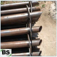 Helical pile installations give you immediate loading capacity