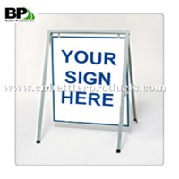 Road A Frame Sign Stand