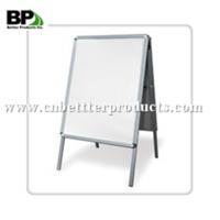 Metal A Frame common traffic sign stand