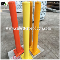 Traffic Steel Pipe Safety Bollard