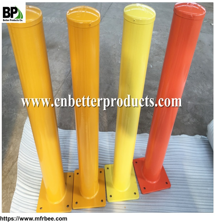 round_steel_traffic_and_roadway_safety_bollards