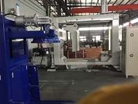 automatic APG injection mold machine