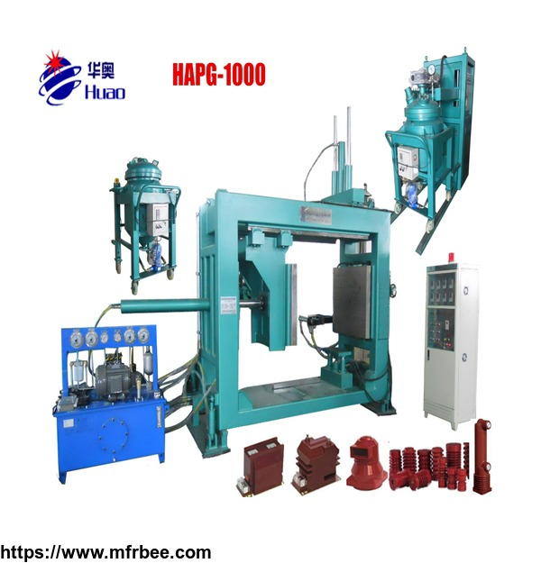 epoxy_resin_insulator_bushing_transformer_circuit_breaker_apg_mold_casting_machine
