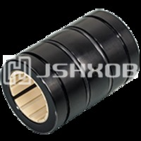 HXOB-LIN01RS Closed self-centering plastic linear slides bearings