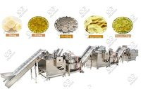 Banana Chips Production Line|Plantain Chips Making Equipment