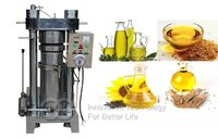 Hydraulic Oil Press|Cocoa Oil Extractor Machine