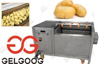 Potato Washing Peeling Machine For Sale