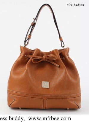 2013 European luxury brand designer drawstring lady handbags
