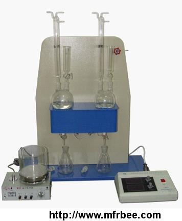 GD-6532 Crude Petroleum and Petroleum Products Salt Content Tester