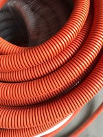 Flexible hose electrical pipe PVC corrugated conduit