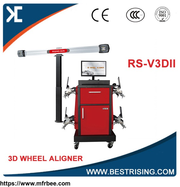 mobile_used_wheel_alignment_machine_with_3d_camera