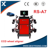 CCD sensor used wheel aligner for sale