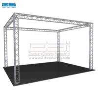 Cheap price concert stage round circle truss for sale