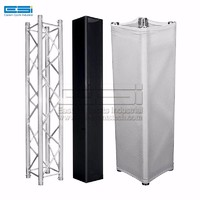 China supplier aluminum spigot outdoor stage light event design concert roof structure truss style
