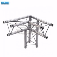 Tri triangle triangular design entertainment free light stand aluminum truss system for sale