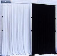 pipe and drape for wedding decoration