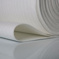 polyester filter felt with antistatic scrim/polyester filter felt/polyester industrial filtration filter cloth