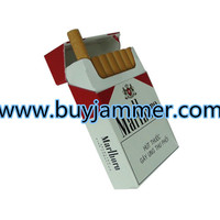 Portable Cigarette Case Mobile Phone Signal Jammer Built in Antenna