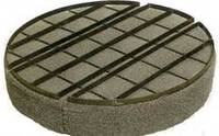 Demister pad, wire mesh demister